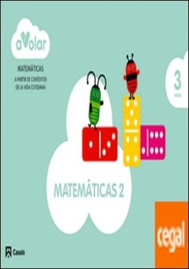 Matemáticas 2. 3 años. ¡A volar!