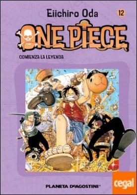 One Piece nº 12 . Comienza la leyenda