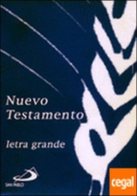 Nuevo Testamento (letra grande)