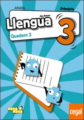 Llengua 3. Quadern 2.