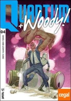 Quantum + Woody 4