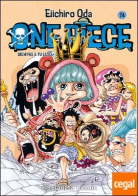 One Piece nº 74 . Siempre a tu lado