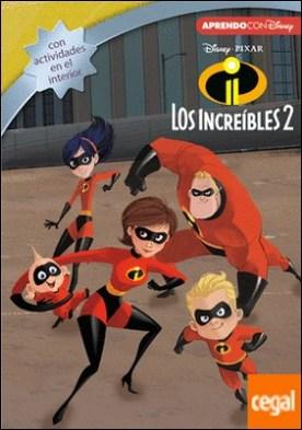 Los Increíbles 2 (Leo, juego y aprendo con Disney)