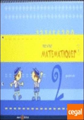 Quadern dos Pas a Pas Matemàtiques nivell 1 Cicle Infantil