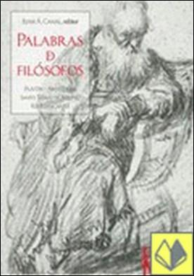 Palabras de filósofos . Platon Aristoteles Santo Tomas de Aquino Rene Descartes