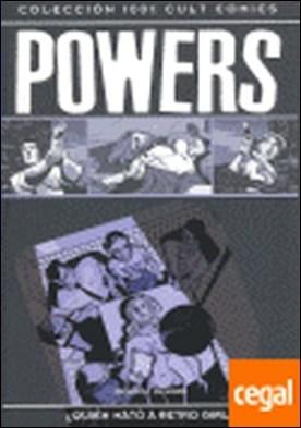 POWERS Nº1 (PANINI): ¿QUIEN MATO A RETRO GIRL? . Quién mató a retro girl por BENDIS PDF