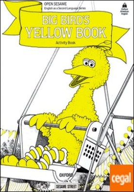 Open Sesame a Big Bird's: Activity Book