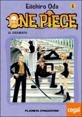One Piece nº 06 . El juramento