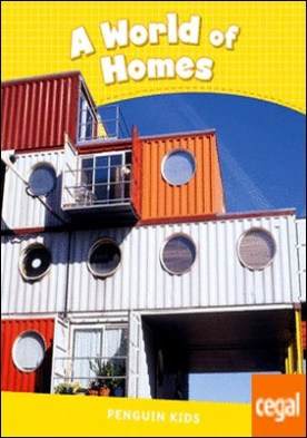 Penguin Kids 6 A World Of Homes Reader CLIL
