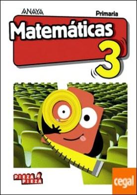 Matemáticas 3.
