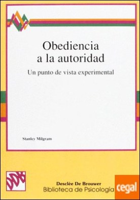 Obediencia a la autoridad