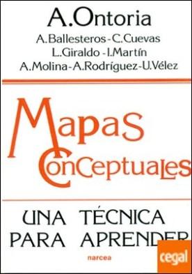 Mapas conceptuales . Una técnica para aprender