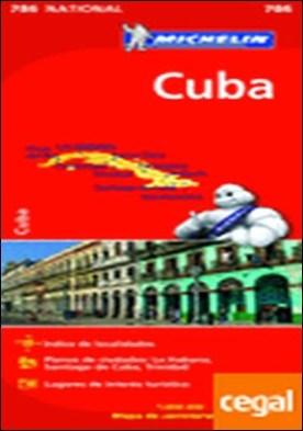 Mapa National Cuba . MAPA NATIONAL CUBA 786