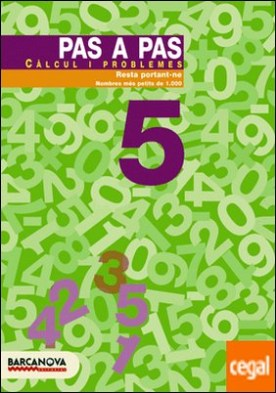 Pas a pas 5. Càlcul i problemes