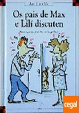 Os pais de Max e Lilí discuten