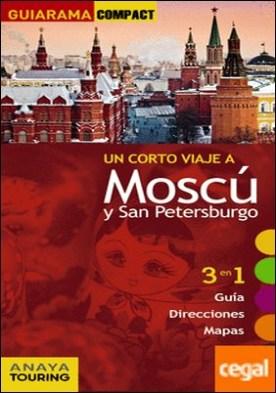 Moscú - San Petersburgo por Anaya Touring PDF