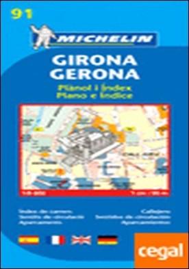 Plano Girona/Gerona . 1:9.000