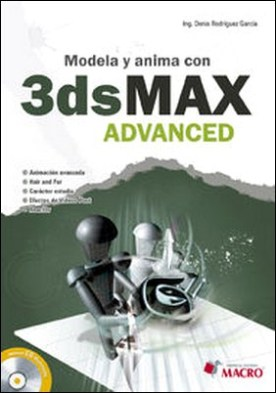 Modela y anima con 3ds Max advanced