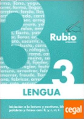 Lengua Rubio evolución 3