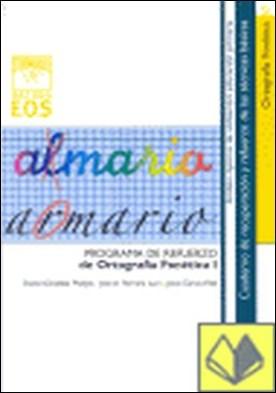 Ortografía Fonética I por García Vidal, Jesús PDF
