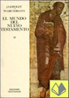Mundo judio en tiempos de Jesús, El. Historia política . Historia politica