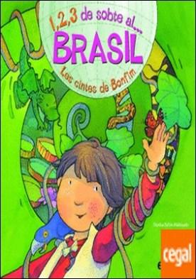 Libro de biblioteca de aula: 1,2,3 de sobte al BRASIL