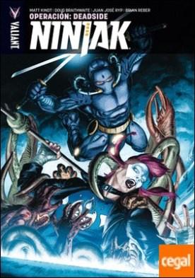 Ninjak 3: Operación Zona Muerta