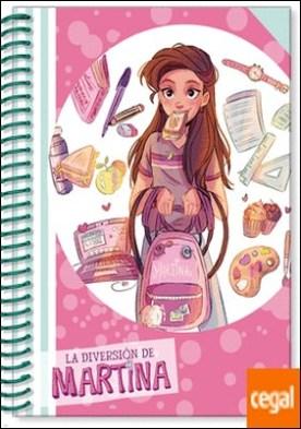 Libreta de La Diversión de Martina (rosa) (La diversión de Martina)