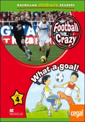 MCHR 4 Football Crazy: What a Goal!