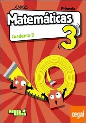 Matemáticas 3. Cuaderno 2.