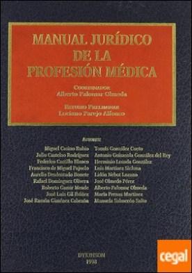 MANUAL JURÍDICO DE LA PROFESIÓN MÉDICA