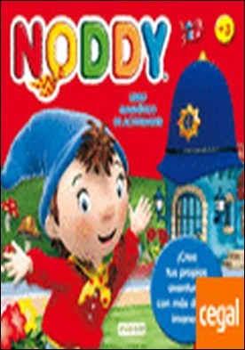 Noddy. Libro magnético de actividades . ¡Crea tus propias aventuras con más de 20 imanes!