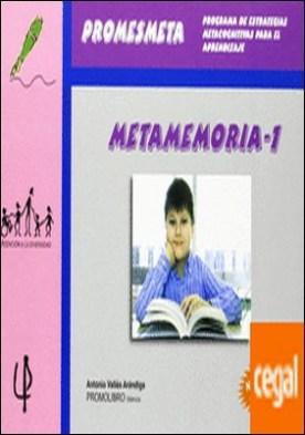 Metamemoria 1