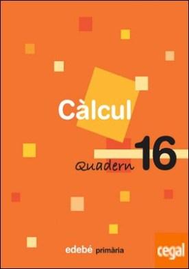 QUADERN 16 CÀLCUL