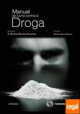 Manual de lucha contra la droga