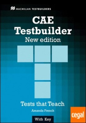 NEW CAE TESTBUILDER Sb Pk +Key