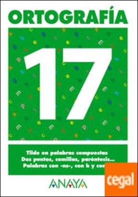 Ortografía 17.