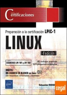 LINUX - PREPARACIÓN A LA CERTIFICACIÓN LPIC-1