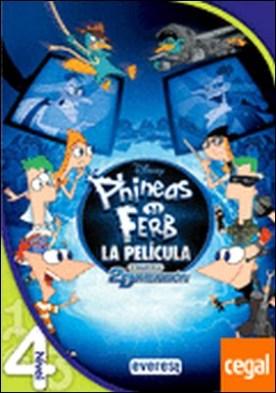 Phineas y Ferb. A través de la segunda dimensión. Leo con Disney. Nivel 4