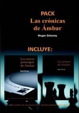 Pack Las crónicas de Ámbar por Roger Zelazny