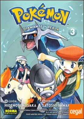 Pokémon 19. Diamante y perla 03
