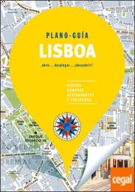 Lisboa (Plano - Guía) . Visitas, compras, restaurantes y escapadas