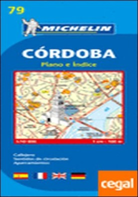 Plano Córdoba . Plano e Índice