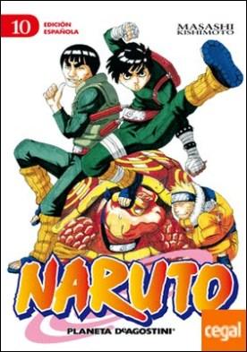Naruto nº 10/72 (PDA)