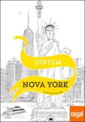 Pintem Nova York . 20 escenes per pintar a mà