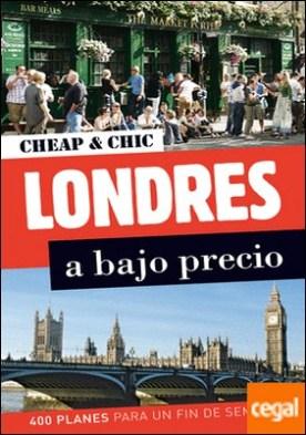 Londres a bajo precio