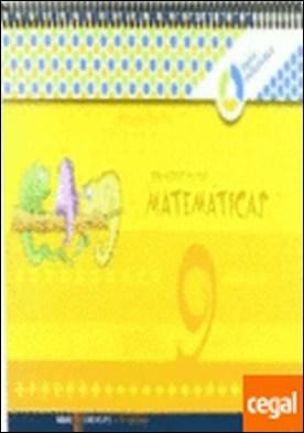 Primeros Pasos cuaderno 9 Matematicas