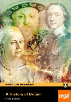 Penguin Readers 3: History of Britian, A Book & MP3 Pack
