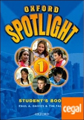 Oxford Spotlight 1. Student's Book + multi-ROM