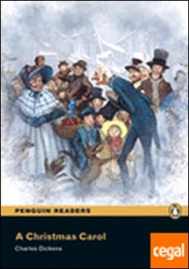 Peguin Readers 2: Christmas Carol, A Book & CD Pack